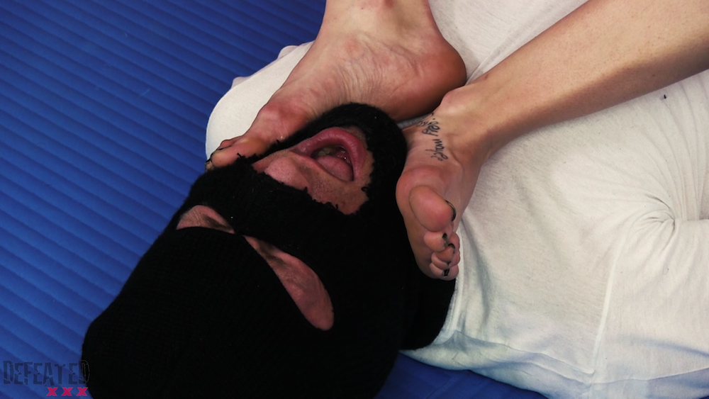 Mixed wrestling foot fetish videos apologise, but