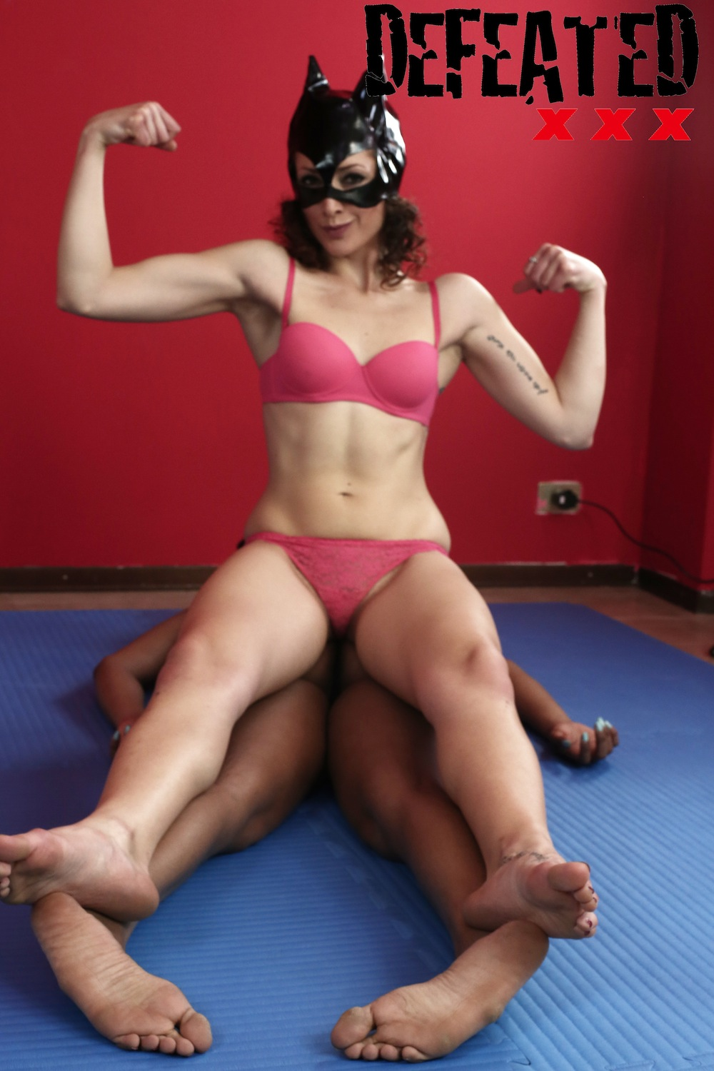 Female wrestling humiliation