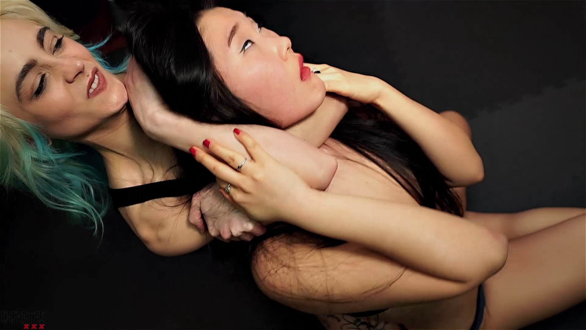asian dominated