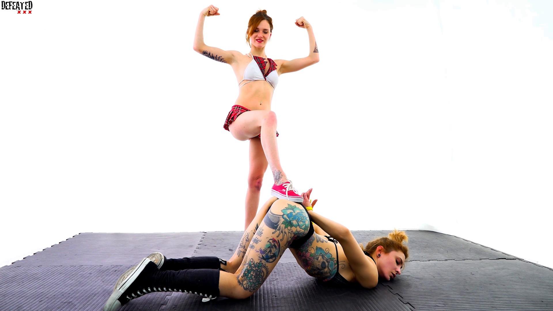 Meryl, The Wrestler